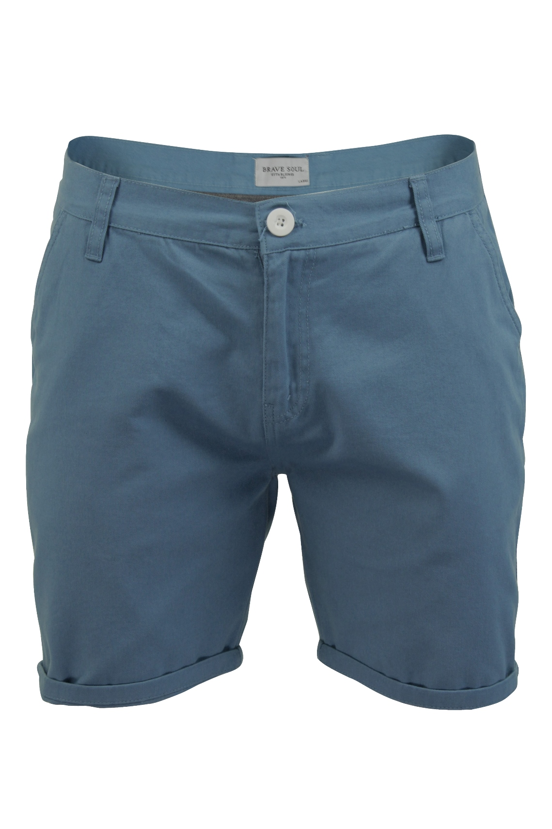 mens chino shorts mens-chino-shorts-by-brave-soul-039-fern- UBXNNTL
