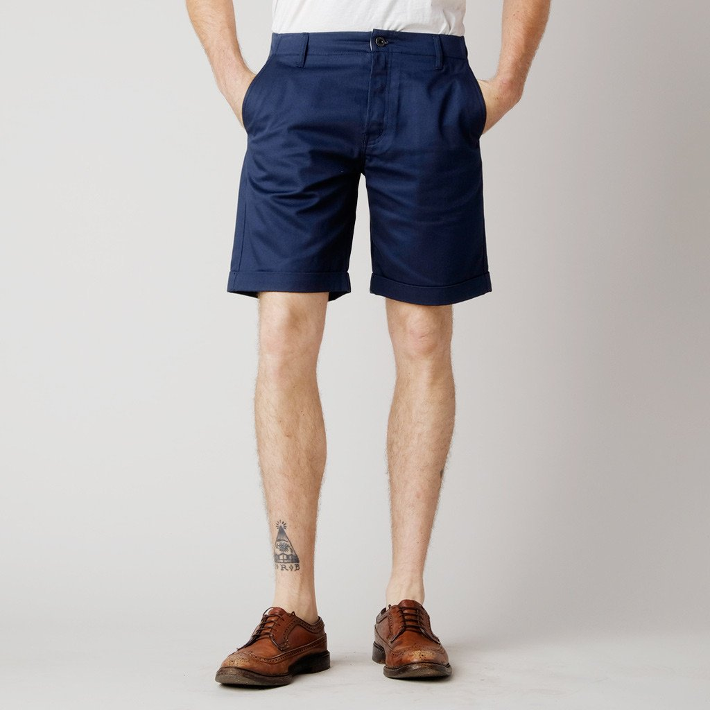 mens chino shorts navy; bdc menu0027s chino shorts navy ... JMNGQPA