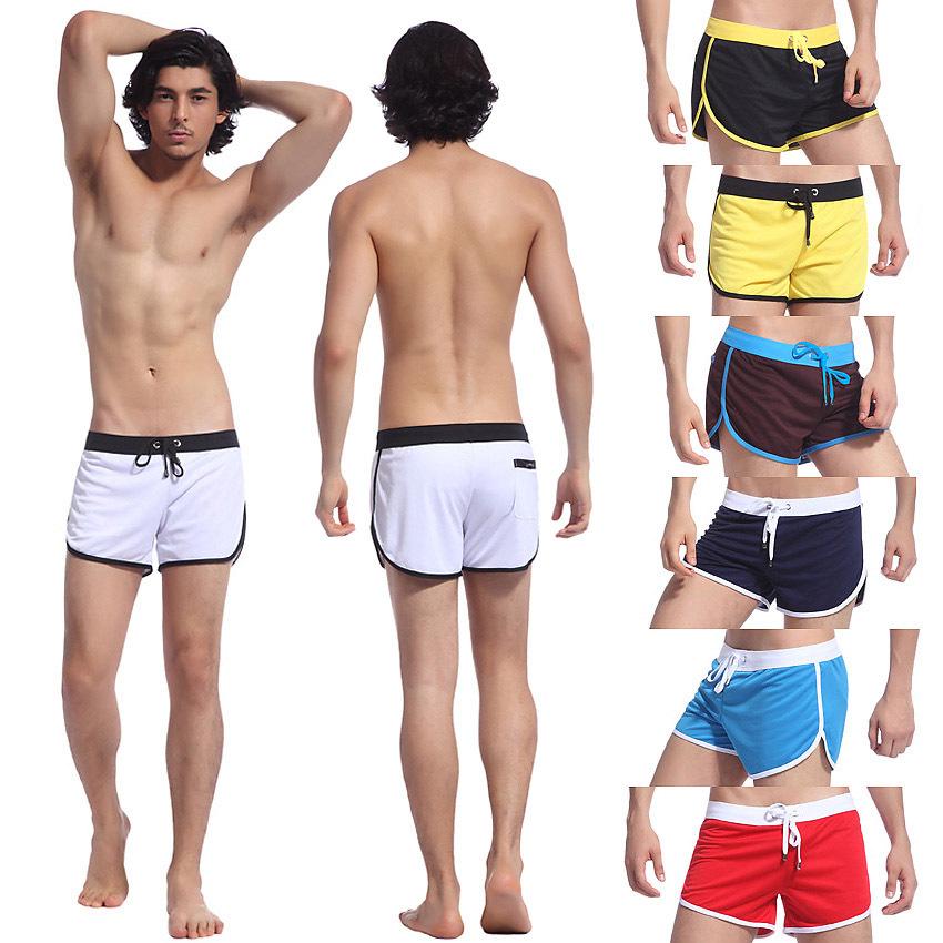 mens short shorts aliexpress.com : buy mesh men short pants for men jockstrap inside male  shorts 5 JMJTHVP