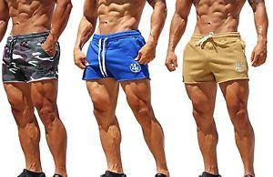 mens short shorts image is loading bodybuilding-shorts-old-school-bodybuilding-shorts-mens- short- WOHVZWX