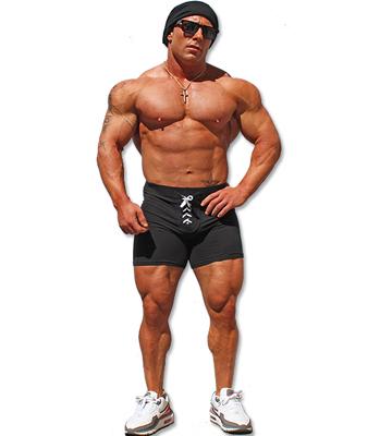 mens short shorts style 776 - menu0027s lace-up bodybuilding short. QVJGEHC
