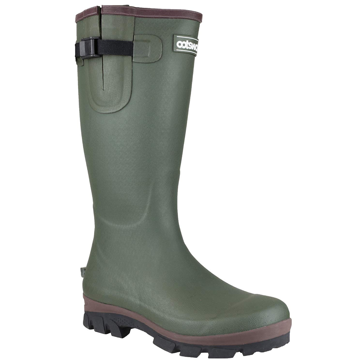 mens wellington boots amazon.com | cotswold grange neoprene mens rubber wellington boots | rain YRLGGRA