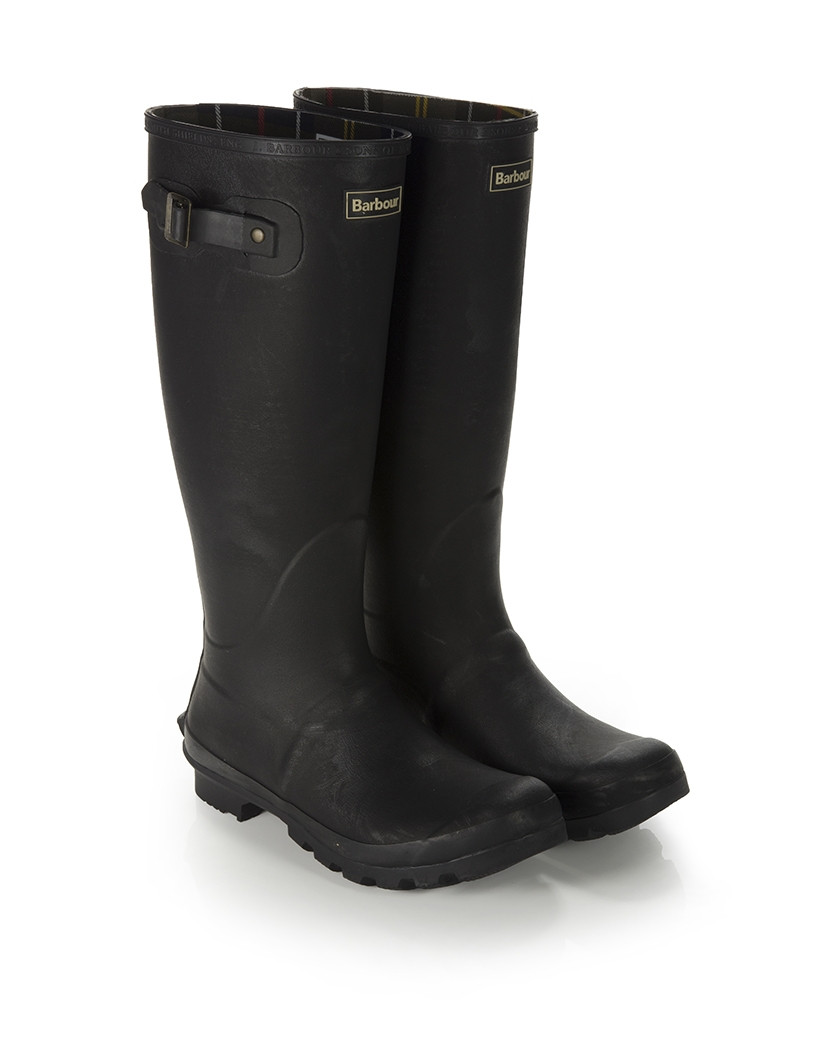 mens wellington boots barbour menu0027s bede wellington boots - black mrf0010bk31 ... VGNLFZR