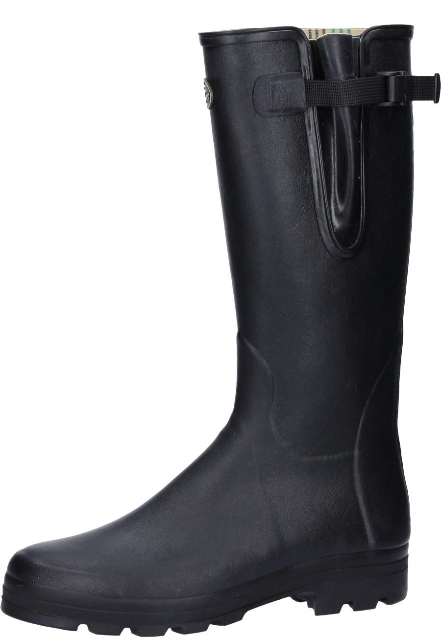 mens wellington boots le chameau vierzon noir menu0027s wellington boots ZBTKMVP
