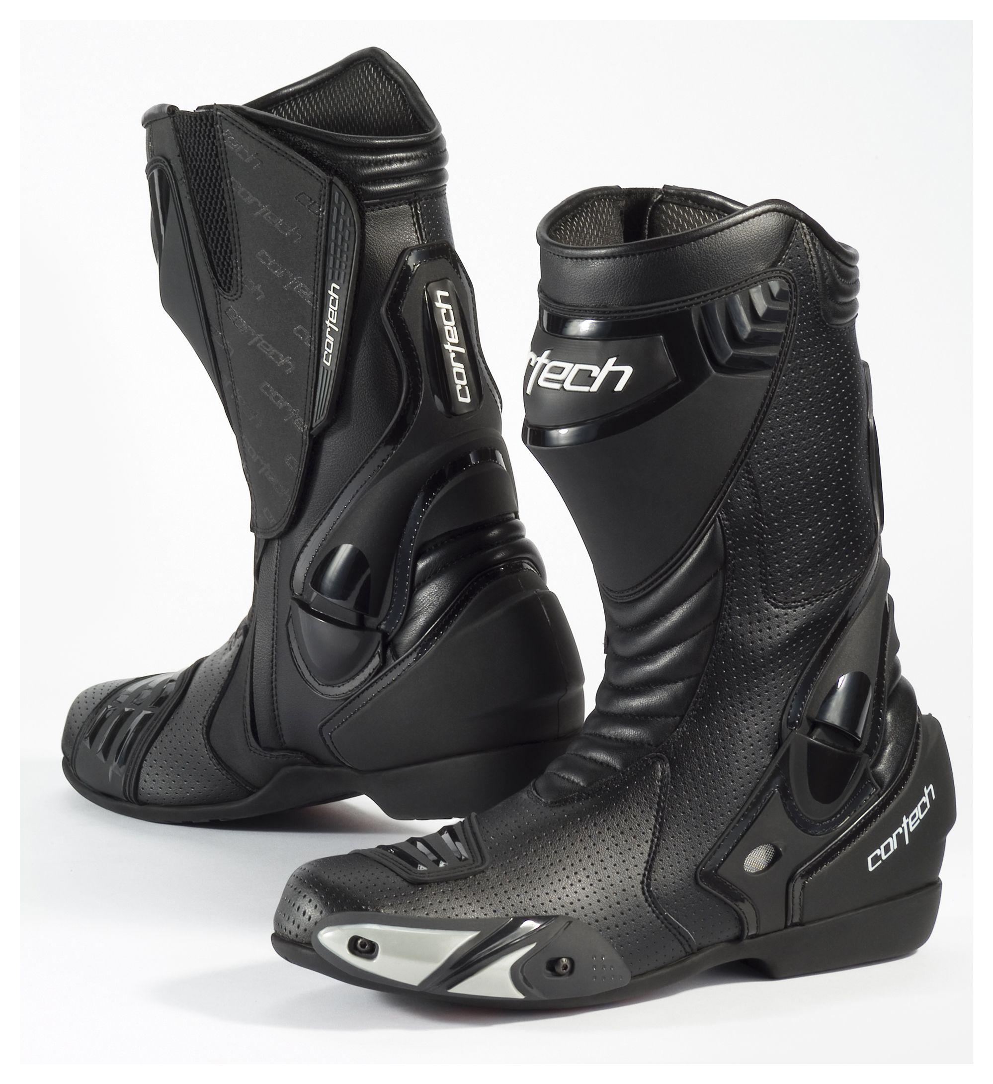 motorcycle riding boots cortech latigo air rr boots - revzilla ZBRJFLM