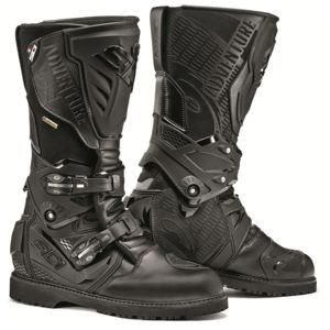 motorcycle riding boots sidi adventure 2 gore-tex boots FEGGZIE