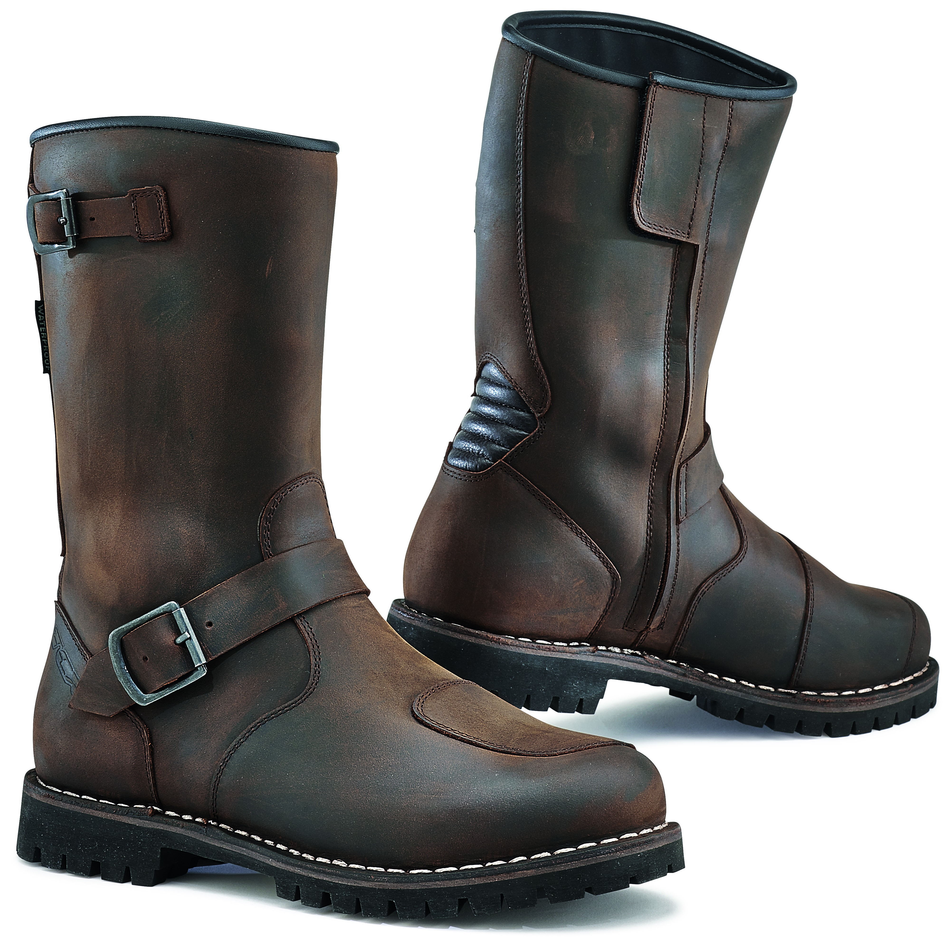 motorcycle riding boots tcx fuel wp boots - cycle gear YFCCWEK