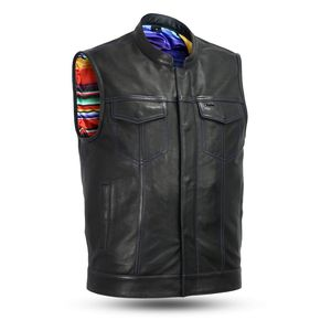 Motorcycle Vest first manufacturing custom sharp shooter vest MTDLHIZ