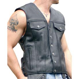 Motorcycle Vest mmcc gambler motorcycle vest OAZGPXR