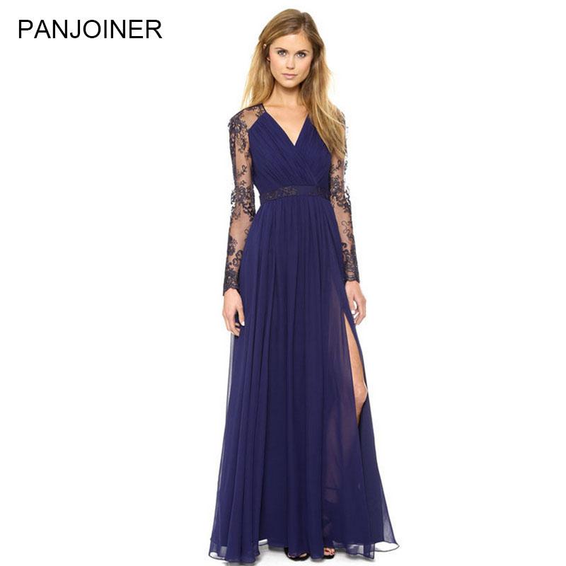 Navy Blue Maxi Dress 2017 new arrive navy blue sexy lace women summer maxi dresses vestidos de  fiesta IMTQZRB