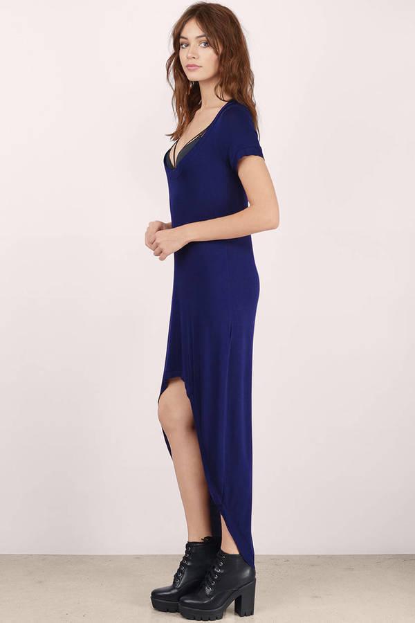 Navy Blue Maxi Dress motivate me navy maxi dress motivate me navy maxi dress ... DQAIOUL