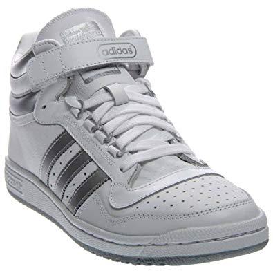 new adidas concord ii mid white/silver (f37261) (7.5) EXWCESU