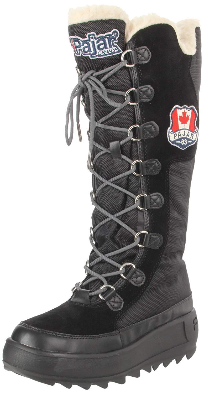 Pajar Boots amazon.com | pajar womenu0027s greenland boot | mid-calf WVBPJOE