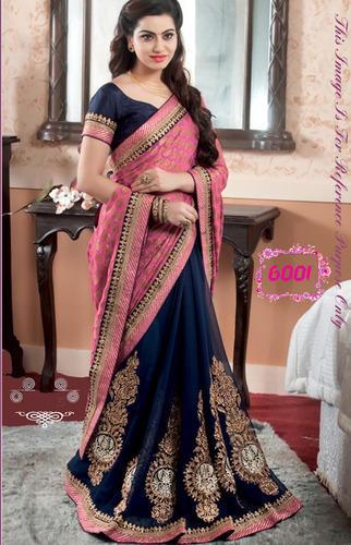 Party Wear Sarees bollywood designer party wear saree JECOIEI