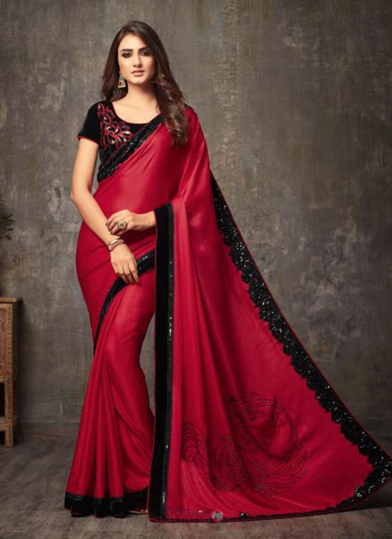 Party Wear Sarees for Elegant Looks