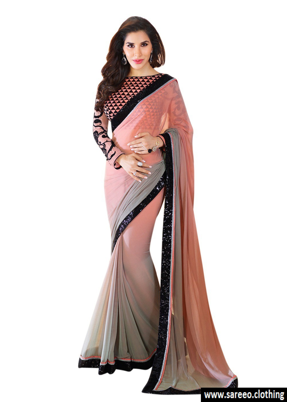 Party Wear Sarees the perfect party wear saree for the stylish mom OTCHJBW