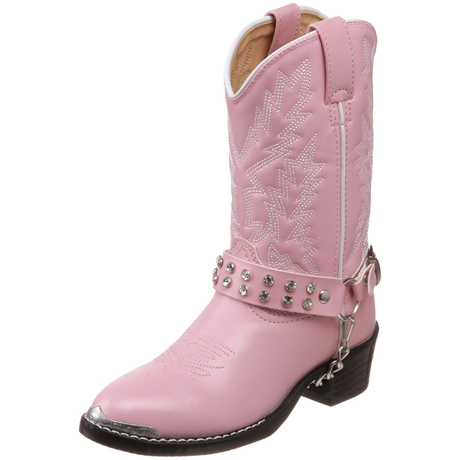 How to Wear Pink Cowboy Boots