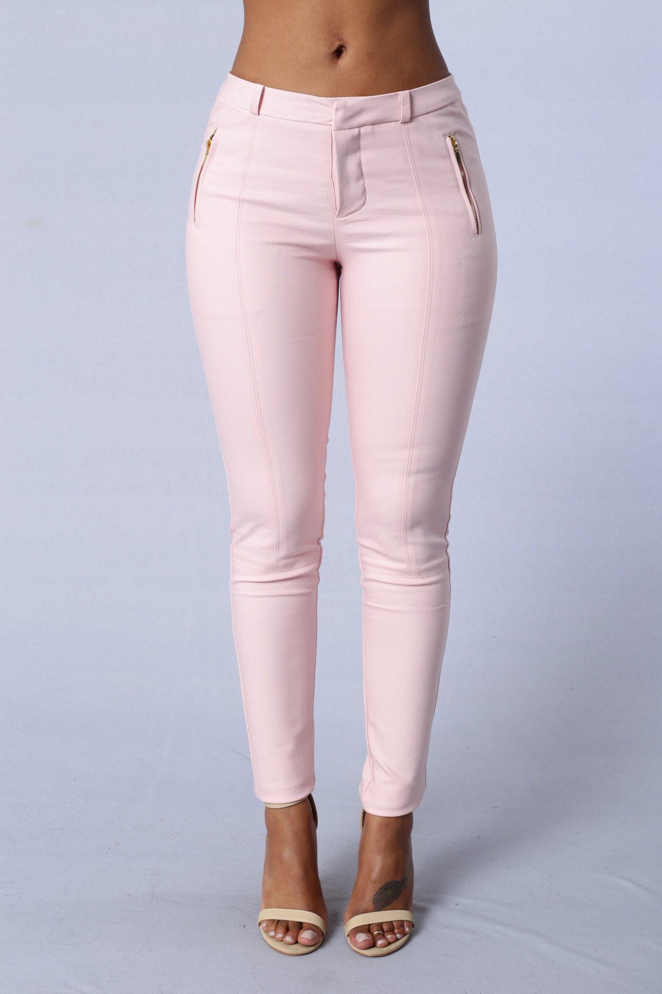 Pink Pants pretty in pink pants - blush THAZFXK