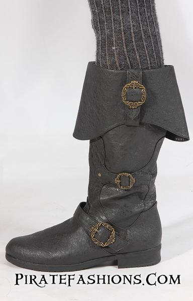 Pirate Boots caribbean pirate boot - pirate fashions RNJDMQL