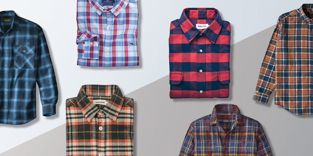 Plaid Shirts for Men the best plaid shirts for men - askmen QSVIZTP
