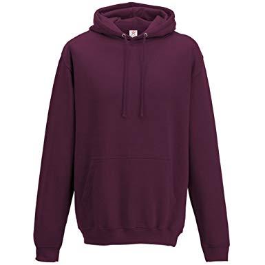 plain burgundy hoodie, pullover hoodie x-small plus 1 t shirt KGZWYCQ