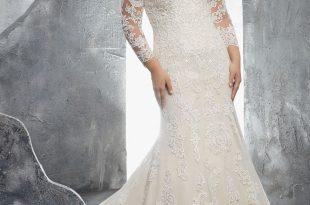 Plus Size Wedding Dress mori lee - dress style 3231 kameron ... SZHHRMV