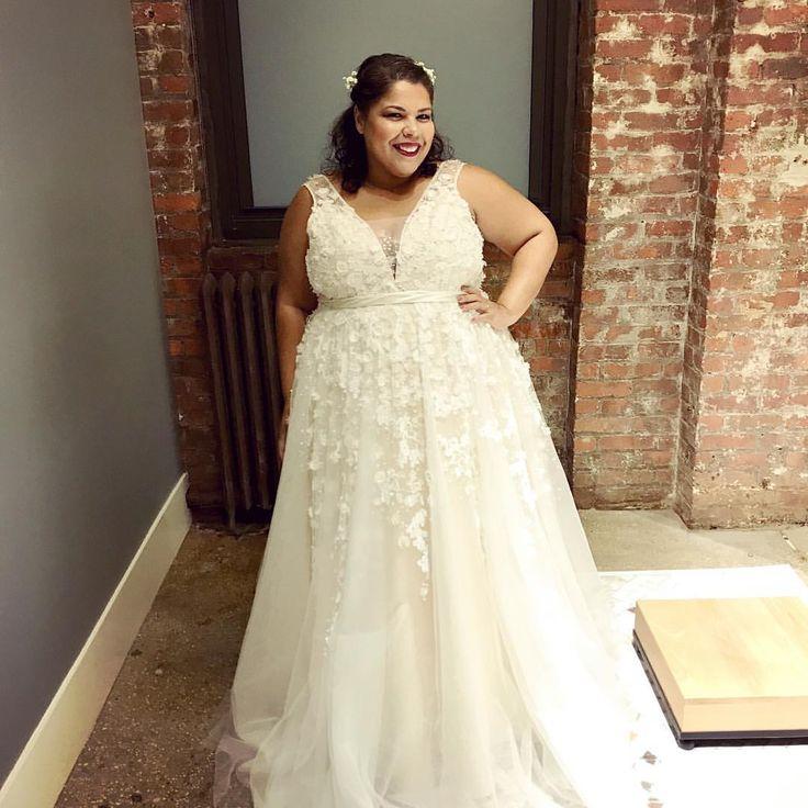 Plus Size Wedding Dress plus size wedding dress FQVUAIX