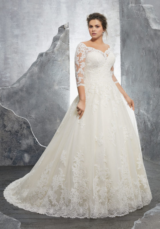 Plus Size Wedding Dress wedding dresses u0026 bridal gowns, julietta plus size wedding dresses kosette wedding  dress style: DXFFQES