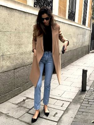 Pointed Toe Flats this street style star shows us how to wear pointed-toe shoes SYREUIJ