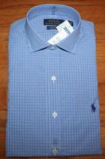 Polo Dress Shirts nwt polo ralph lauren mens buttondown dress shirt pony logo $98 slim fit  spread EIICHQN