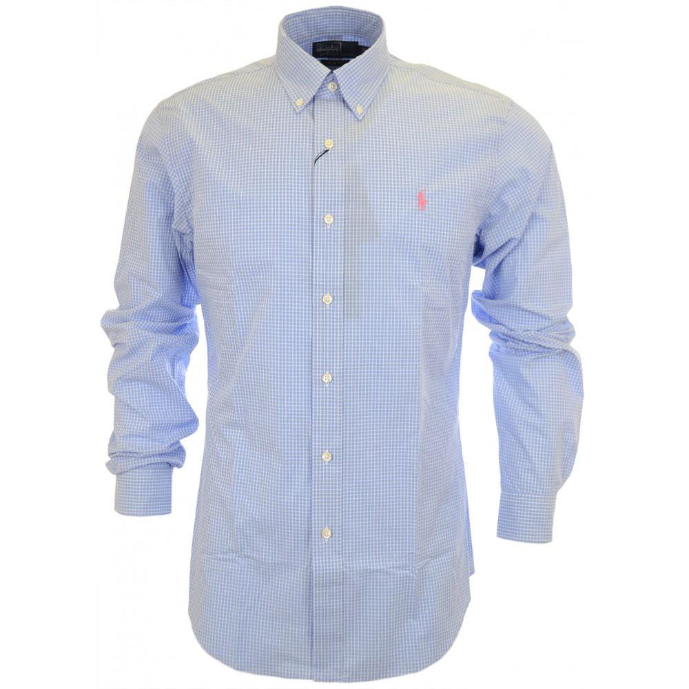 Polo Dress Shirts polo ralph lauren slim fit dress shirts TTDCCCJ