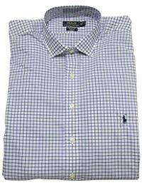 Polo Dress Shirts ralph lauren menu0027s estate dress shirt big and tall long sleeve stretch. polo  ralph HGJCDWA
