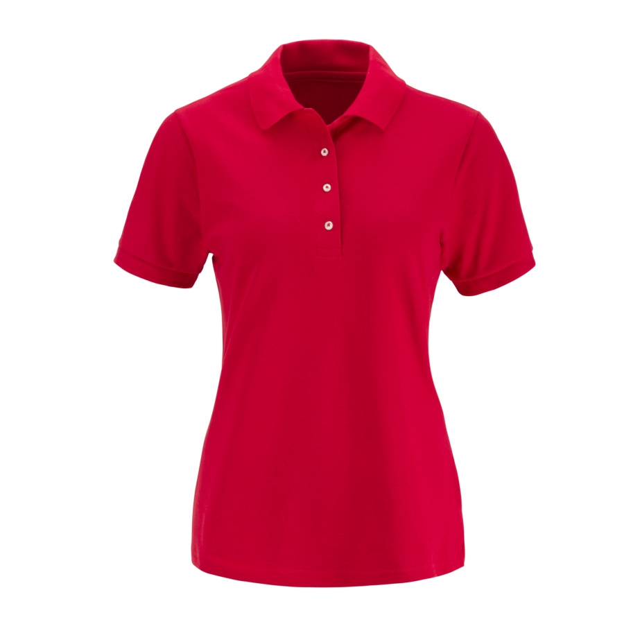 polo shirts for women jerzees® ring-spun cotton pique 6.5-ounce womenu0027s short sleeve polo shirt NEERJGQ