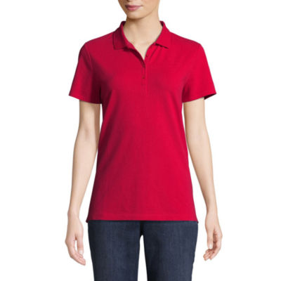 polo shirts for women tall womens tops UHIZLGJ