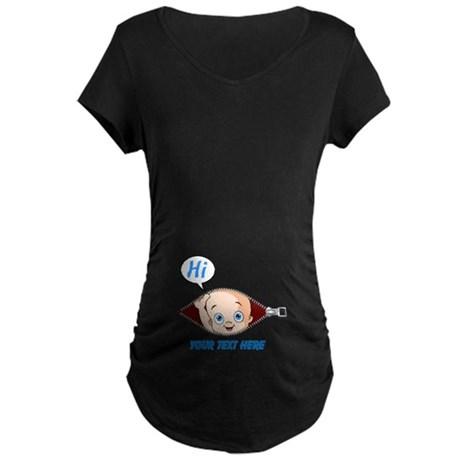 Pregnancy T Shirts funny maternity t-shirts - cafepress WBVWXER