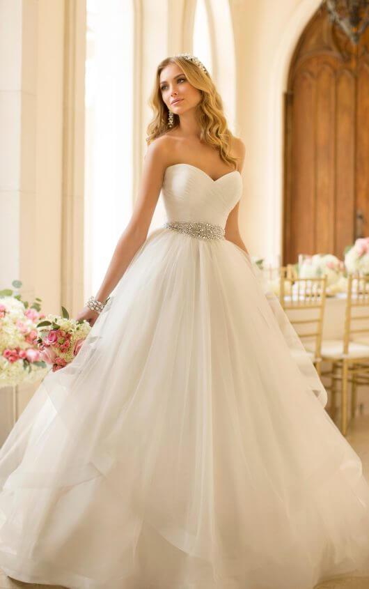 Princess Wedding Dresses 5859 princess wedding dresses by stella york NRSMAHT