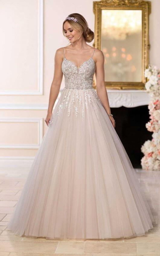 Princess Wedding Dresses 6598 perfect princess wedding gown by stella york ZAVNIMZ