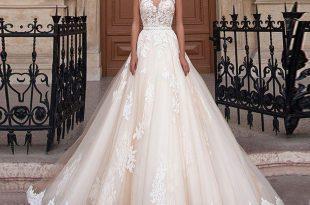 Princess Wedding Dresses vintage arabic princess wedding dresses lace turkey women country western bridal  gowns 2016 pearls NXWJVBK