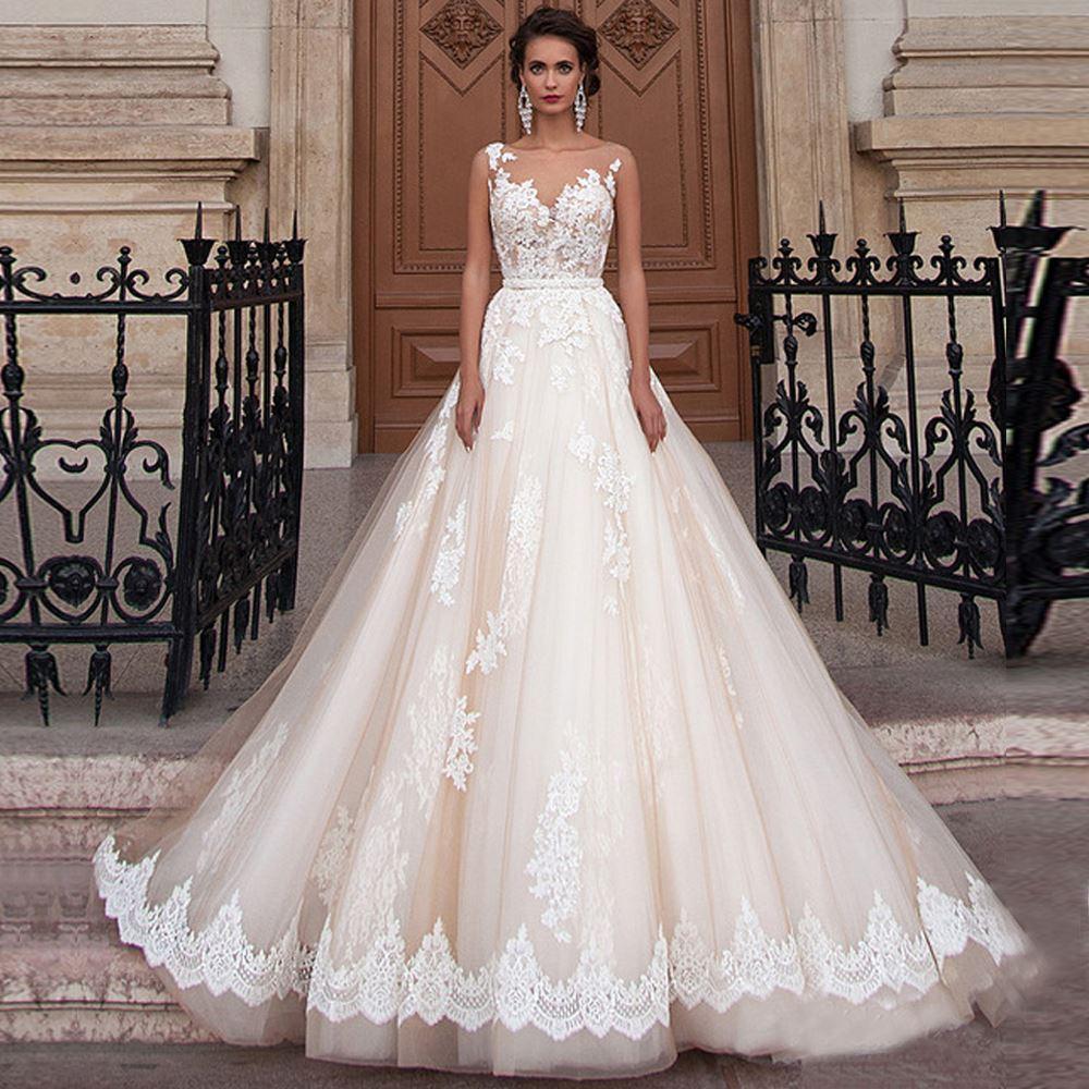 Princess Wedding Dresses for a Bride Like You