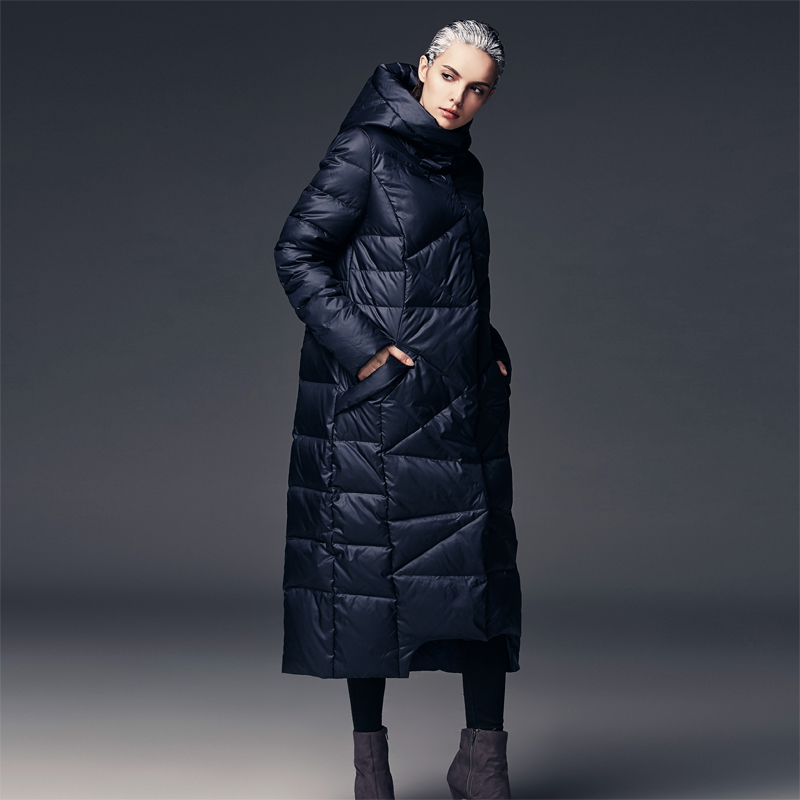 Puffer Coat 2016 new arrival warm jacket parkas loose jacket plus sizes winter coat  women extra JWZDUDN