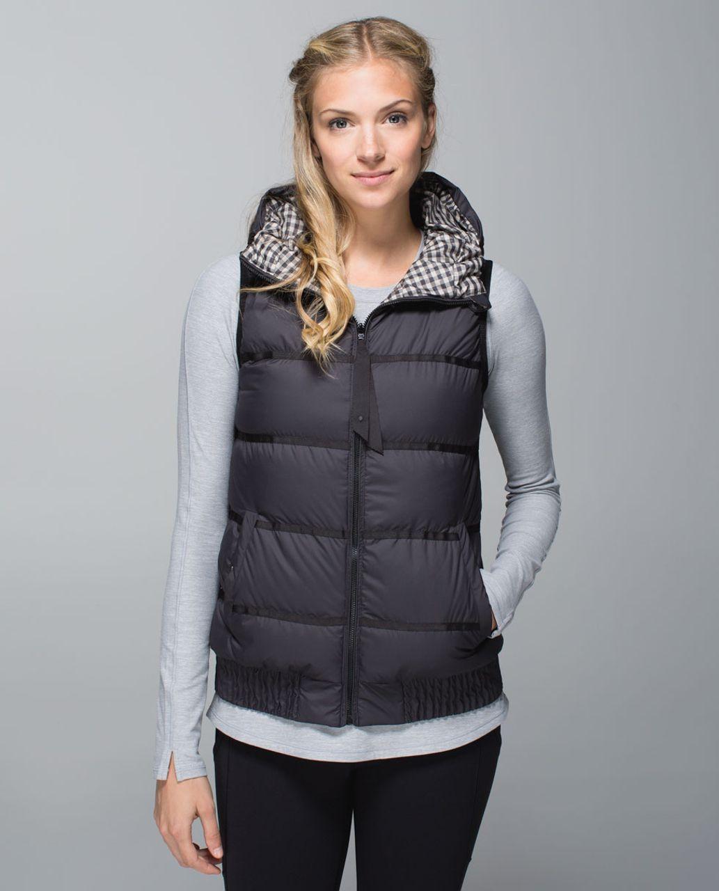 Puffy Vest lululemon chilly chill puffy vest JPICPQI