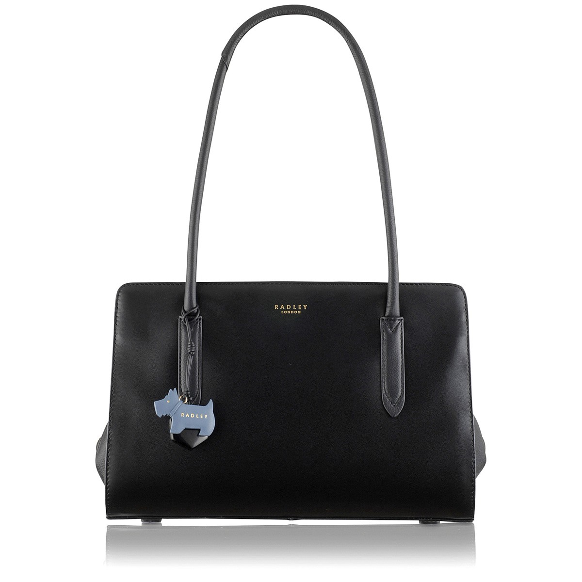 Radley Bag leather zip-top tote | liverpool street | radley LPNIBDO