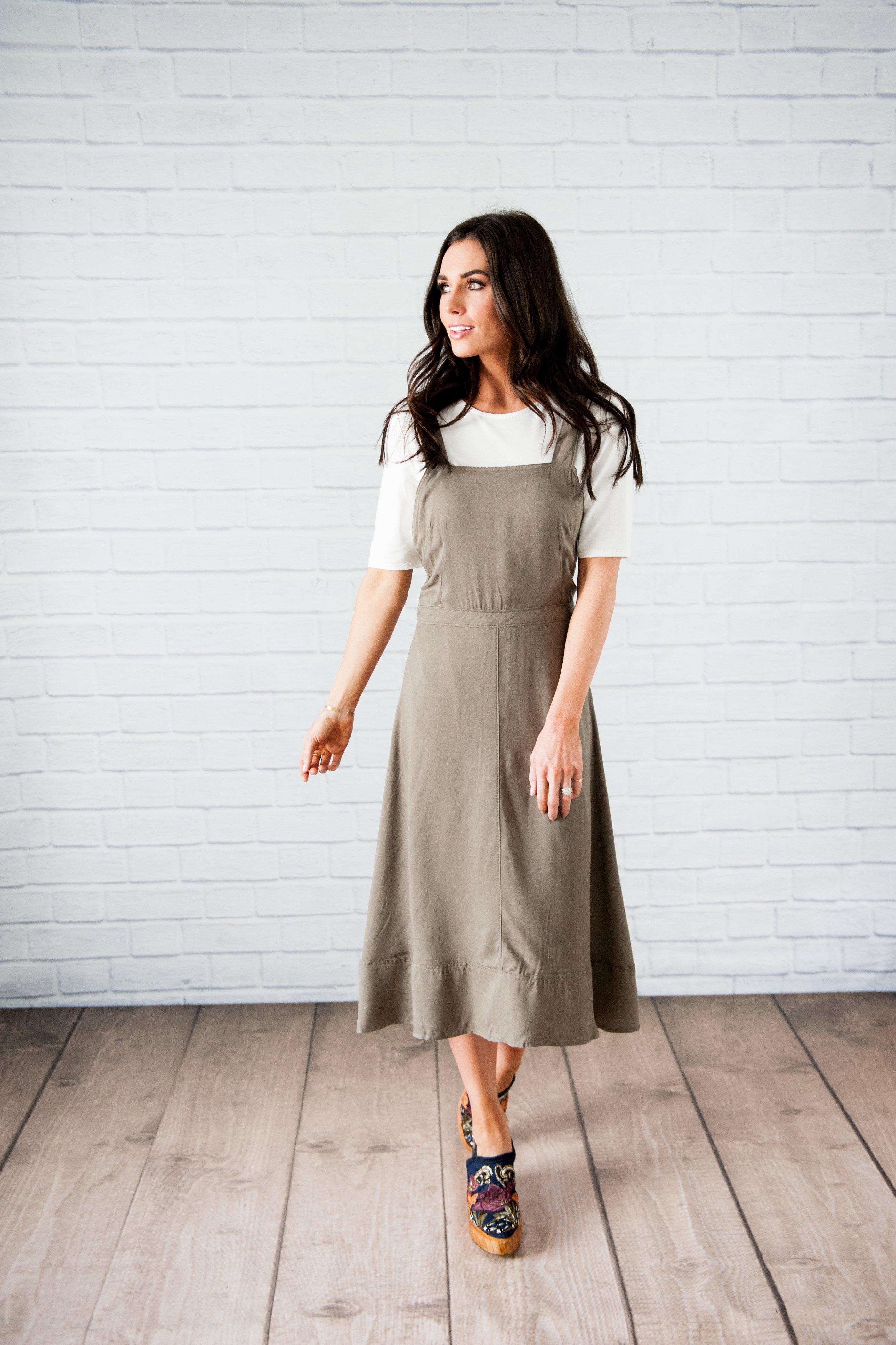 reggie jumper dress UOVUOIL