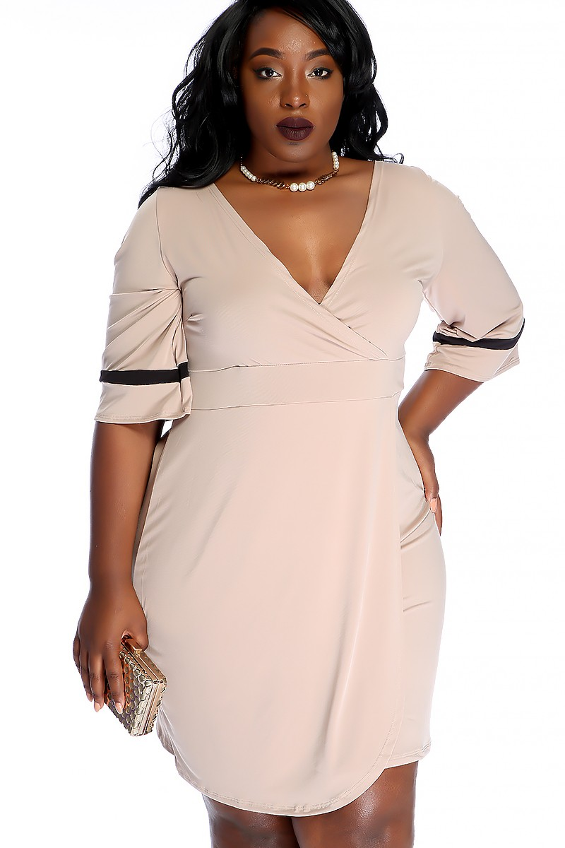 Being heavy was never this attractive: sexy plus size clothing