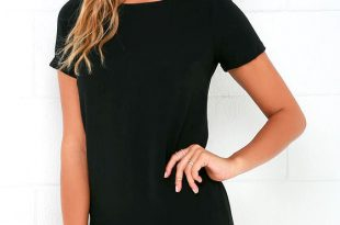 short black dresses shift and shout black shift dress CFLJZMW