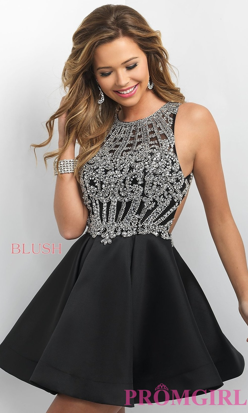 Short Black Prom Dresses loved! ZVHVYET