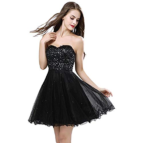 Short Black Prom Dresses – A Fabulous Choice