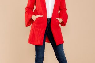 show me the way red coat HEFCUDY