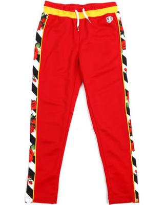 southpole boys track pants w/ side panel (8-20) - activewear TULCMDV