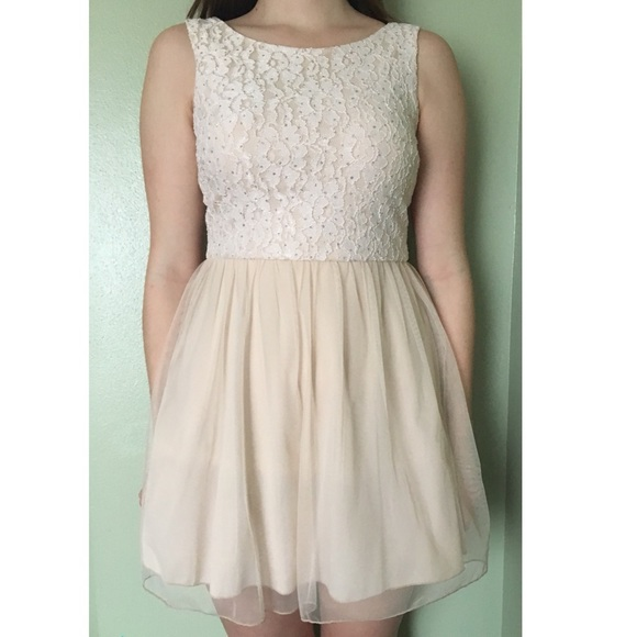 Speechless Dresses light pink dress homecoming dress KYDZCOV